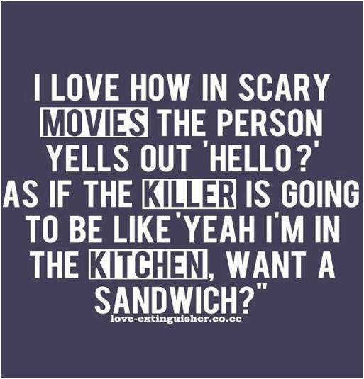 2 second scary movie