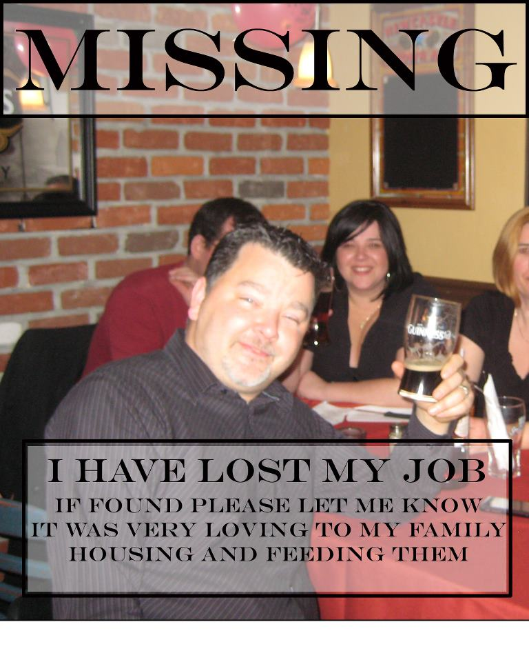 Job Lost and Found