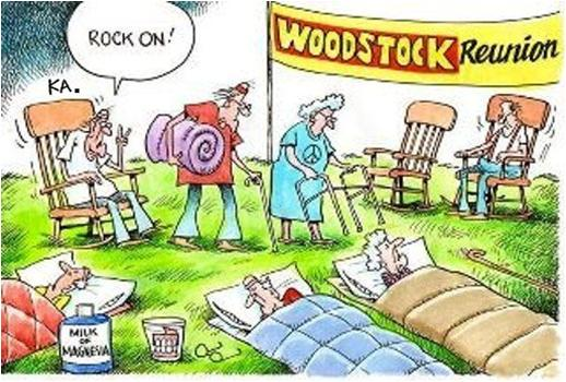 Woodstock Reunion