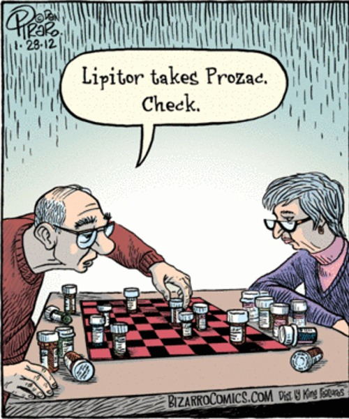 Drug Chess
