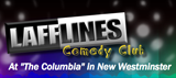 lafflines comedy club in new westminster