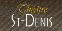 theatre st. denis logo