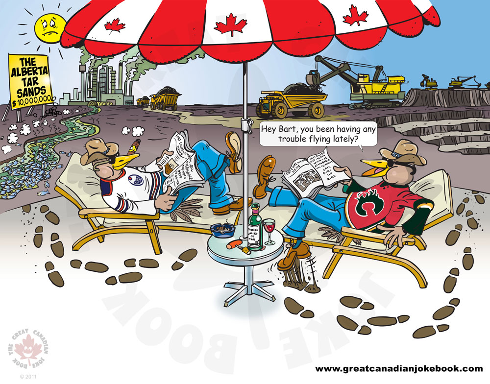 the great canadian jokebook presents cartoon canada