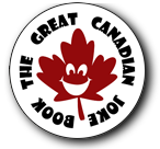 The Great Canadian Joke Book