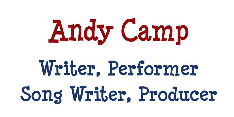 andy camp is a great artist and friend