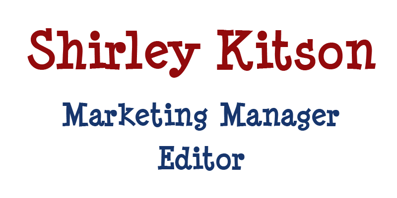shirley (aka Silly Witch) is our marketing manager and blog editor