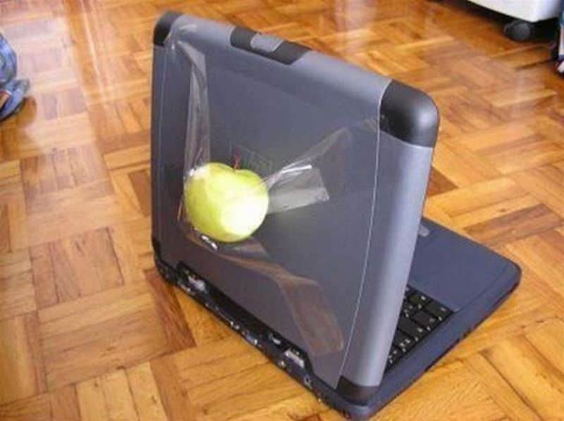 The New Apple