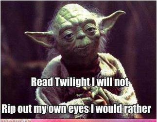Yoda on Twilight