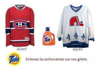 Habs Washed Out