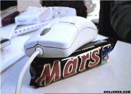 First Mouse on Mars