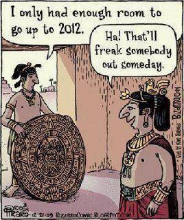 Mayans Knew The Truth