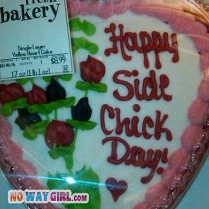 Side Chick Day